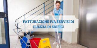 Servizi di pulizia di edifici in Reverse Charge