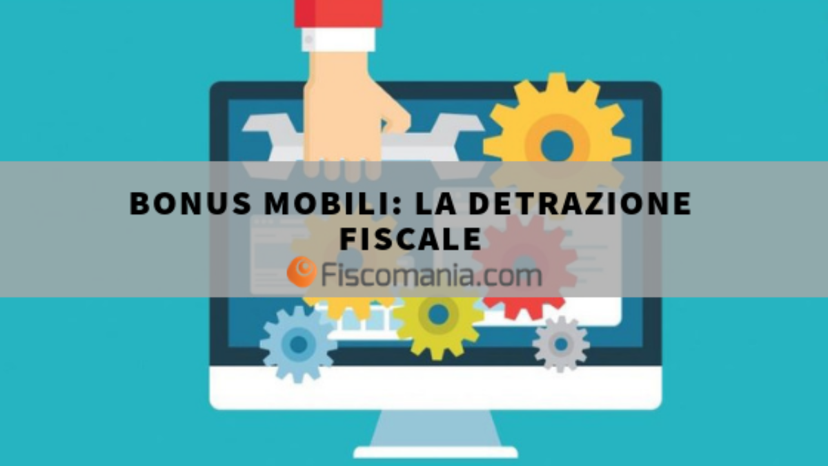 Vendita Mobili Per Corrispondenza.Bonus Mobili Guida Alla Detrazione Fiscale Fiscomania