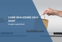 Come creare un e-shop