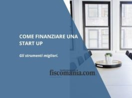 Come finanziare una start up