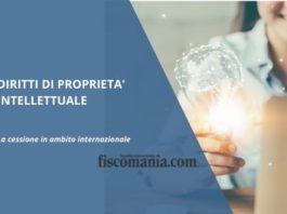 Diritti di proprietà intellettuale