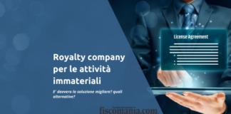 Royalty company e conduit company