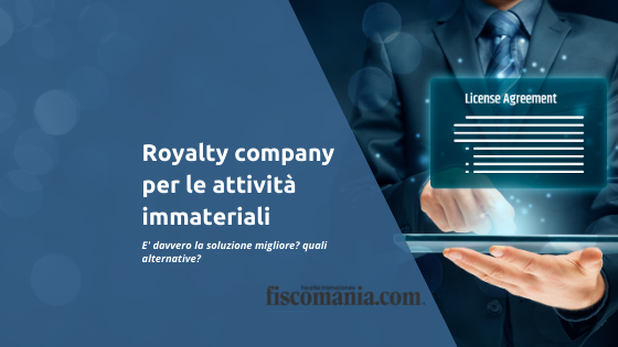 Royalty company e conduit company