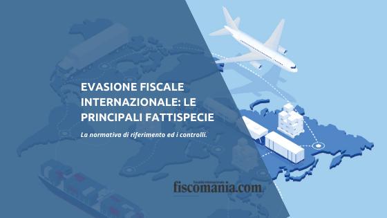 Evasione fiscale internazionale (2)