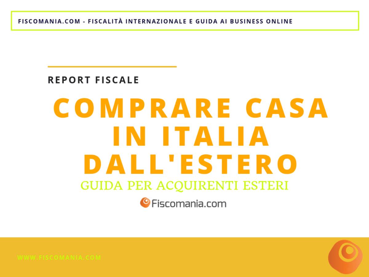 Spese Rogito Prima Casa comprare casa in italia: la guida definitiva per acquirenti