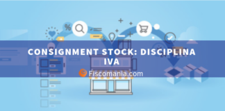 Consignment Stock
