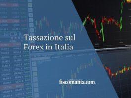 Tassazione sul Forex