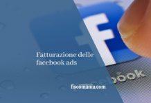 Fatturazione facebook ads