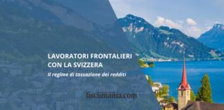 Lavoratori frontalieri con la Svizzera