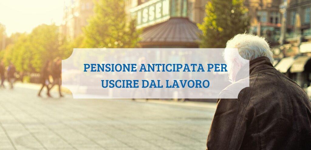 Pensione anticipata: guida