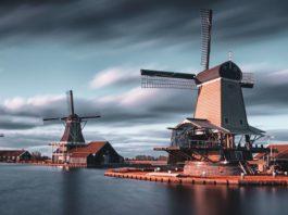 Holding in Olanda