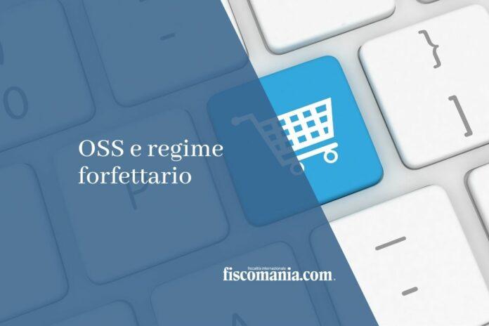 OSS e regime forfettario