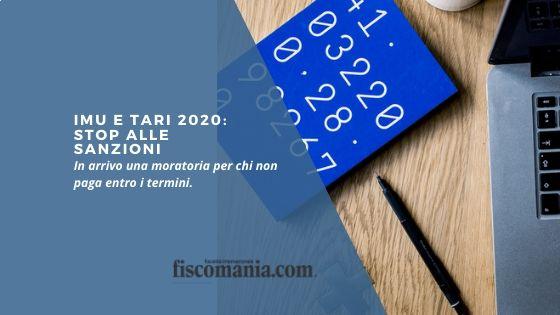 IMU e TARI 2020