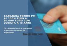 Garanzia Fondo PMI