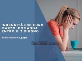 Indennità 600 euro
