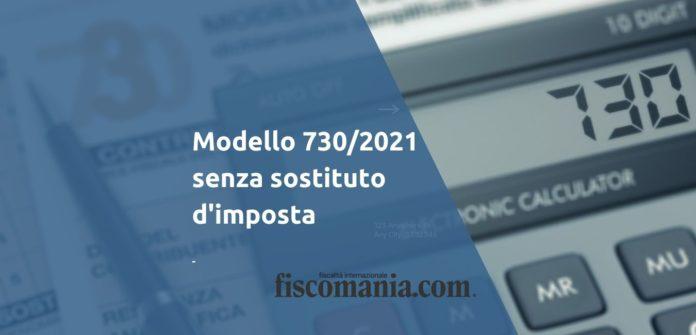 Modello 730