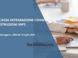 Cassa integrazione covid