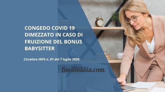 Congedo COVID 19