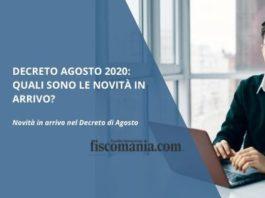 Decreto agosto 2020