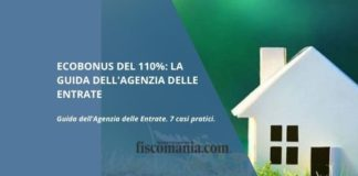 Ecobonus del 110%