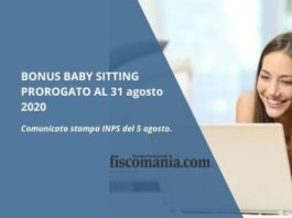 Bonus baby sitting