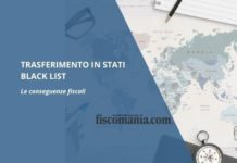 trasferimento in stati black list