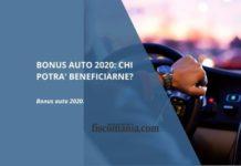 Bonus auto 2020