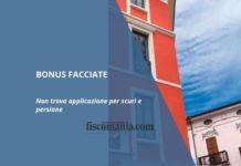 Bonus facciate