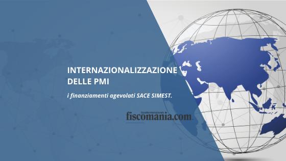 Finanziamenti internazionalizzazione