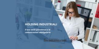 Holding industriali