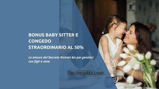 Bonus baby sitter