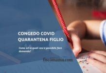 Congedo Covid