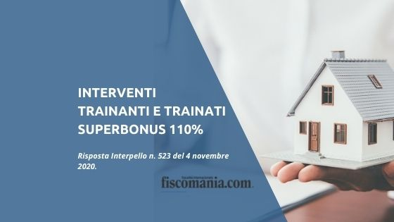 Interventi trainanti