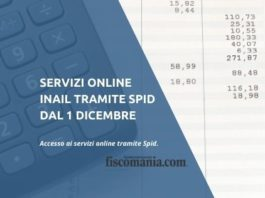 Servizi online INAIL