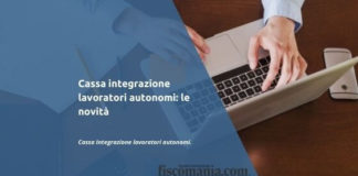 Cassa Integrazione lavoratori autonomi