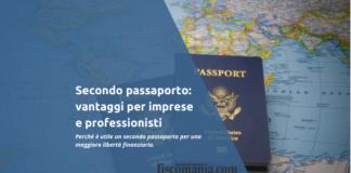 Secondo passaporto