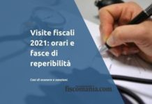 Visite fiscali 2021
