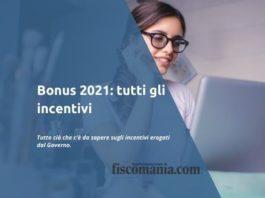 Bonus 2021
