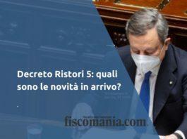 Decreto Ristori 5