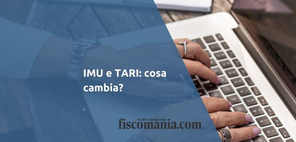 IMU e TARI