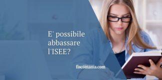 abbassare ISEE