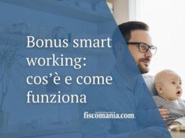 bonus smart working