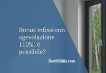 bonus infissi
