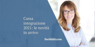 cassa integrazione 2021