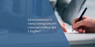 licenziamenti e cassa integrazione