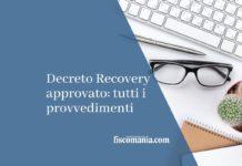 decreto recovery