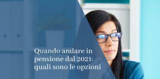 pensione 2021