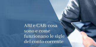 ABI E CAB
