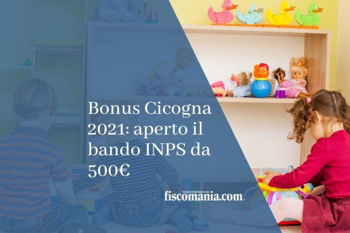 bonus cicogna 2021