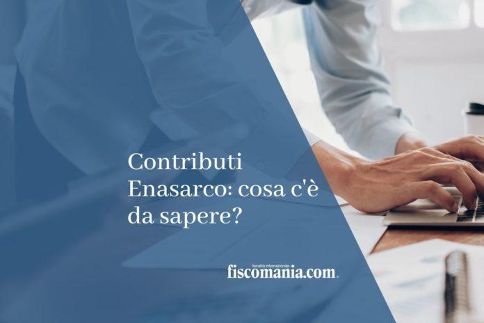 Contributi Enasarco
